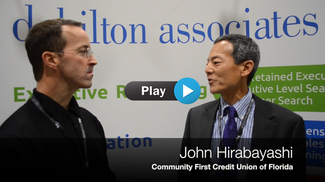 Community First CU of FL - John Hirabayashi