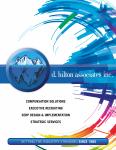 D. Hilton Corporate Brochure