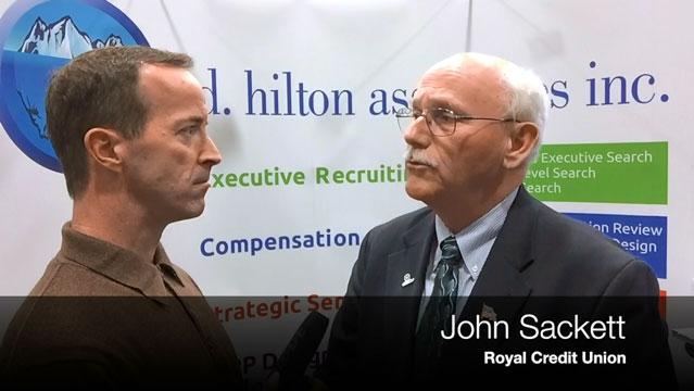 Royal CU - John Sackett | GAC 2016