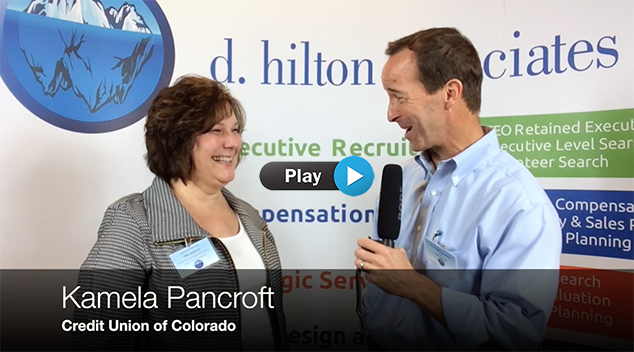 D. Hilton 2016 Symposium - Kamela Pancroft Interview