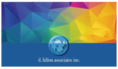 D. Hilton Associates Corporate Video - 2017