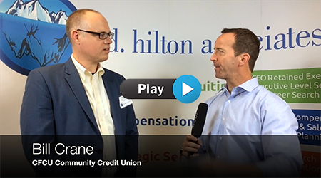 Bill Crane – CFCU Community Credit Union – Chief Administration Officer and General Counsel